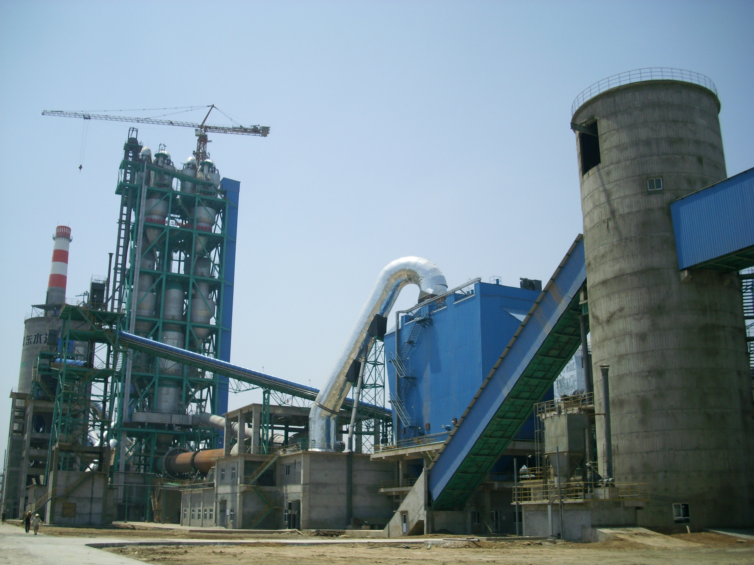 Huge Cement Plant : Fierce competition to be expected with entrance of mamba